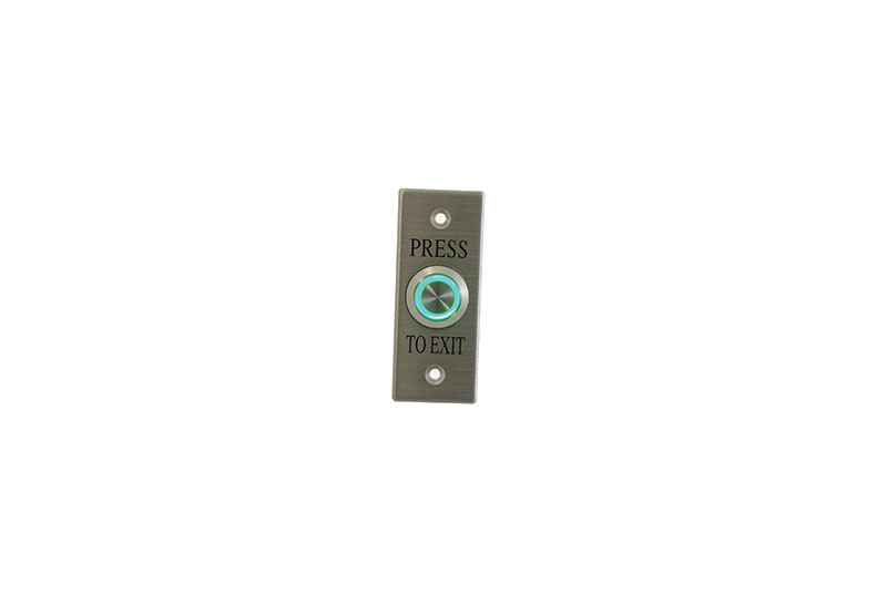 Slim Line Electronic Mortice Lock- GPB01LED-B-SP